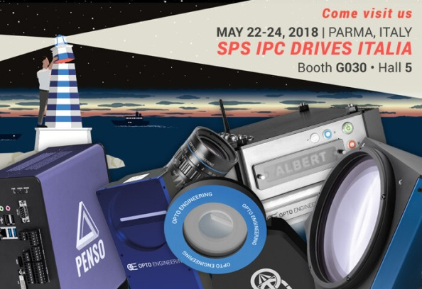 SPS IPC Drives Italia 2018