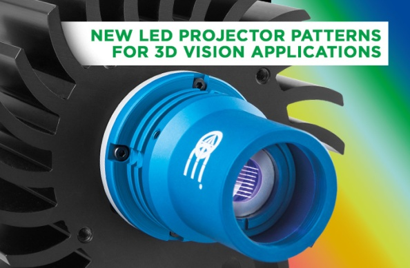 LED Projector Pattern