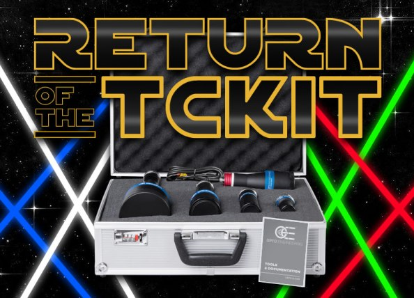 Return of the TCKIT