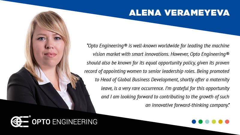 Alena Verameyeva - Opto Engineering
