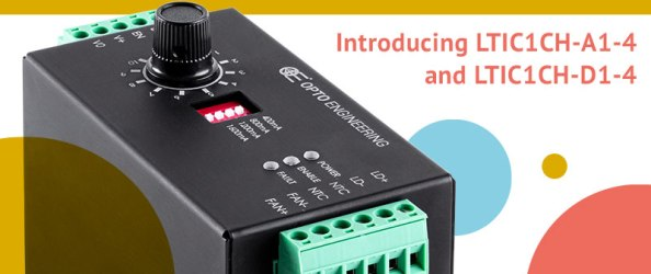New Light Intensity Controllers
