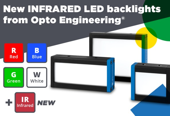 Infrared LED Backlights