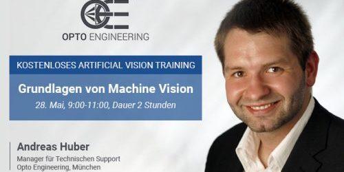 Kostenloses Artificial Vision Training