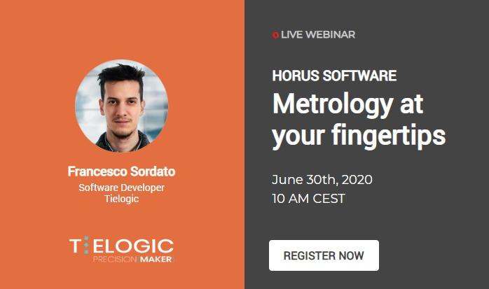 Metrology at your fingertips