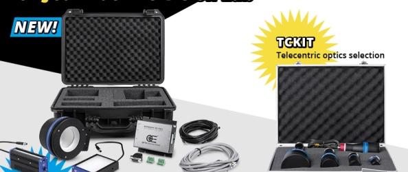 Lighting and Telecentric Kits