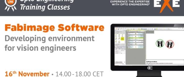 FabImage Software training class