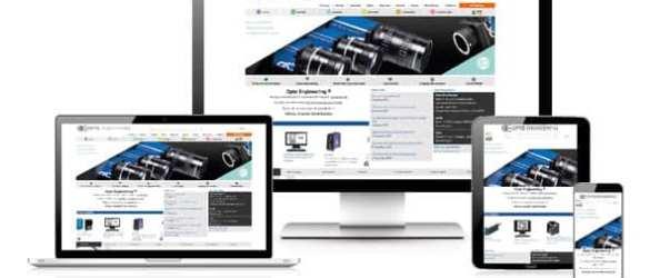 New Website Opto-e.com