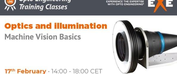 EXE online training - Optics and Illumination course