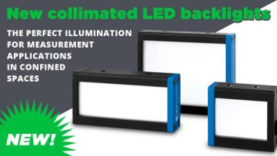 New collimated LED backlights